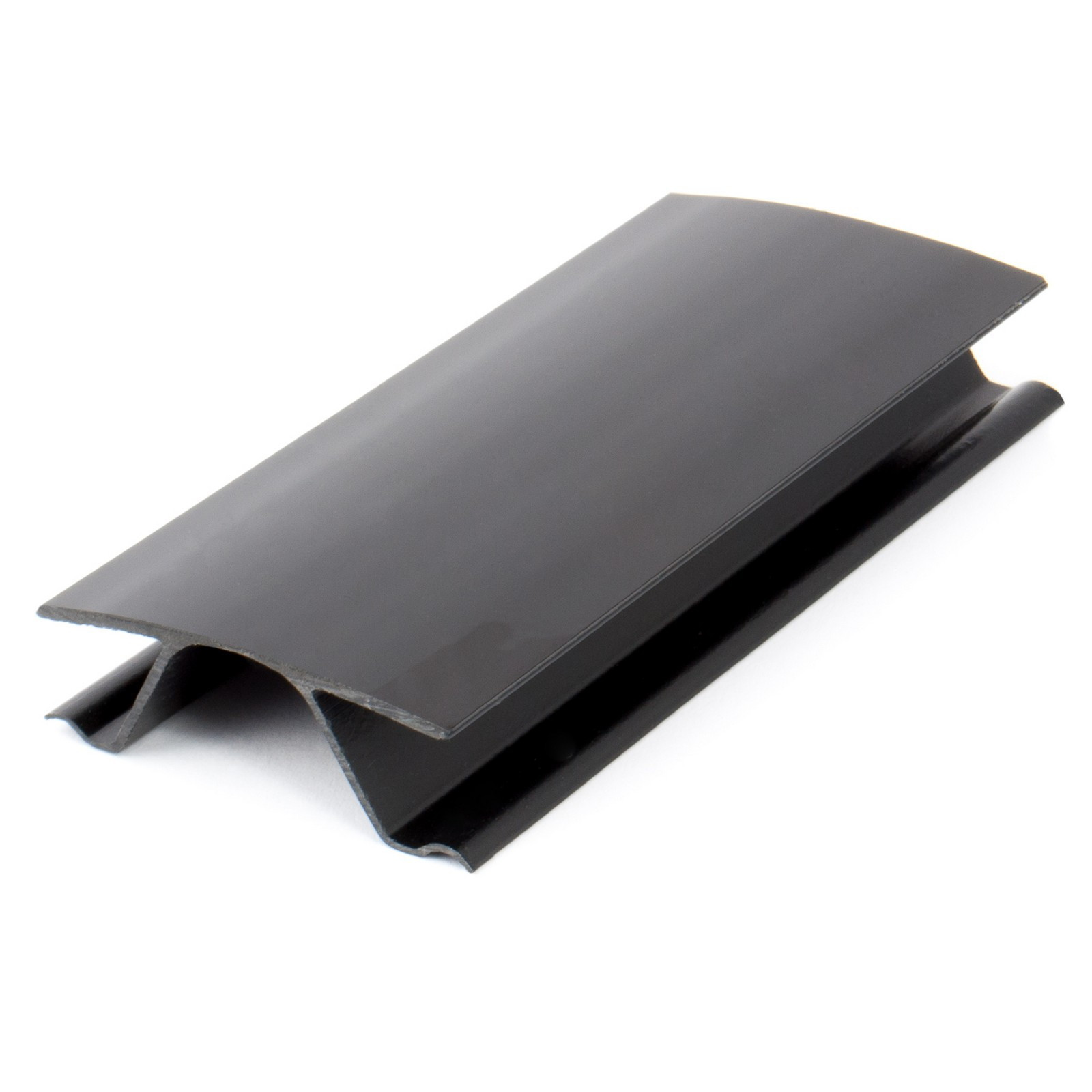 Pvc Corner Clip : M mm pvc black plinth kickboard connector end cap